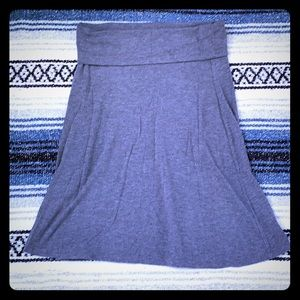 Old Navy • Fold-over skirt • Size small